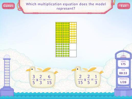Multiplying fractions worksheets 5th grade