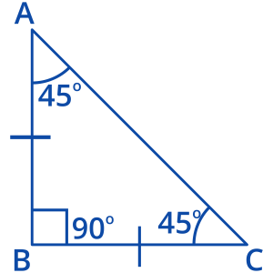 Non examples of obtuse triangles 1