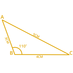 obtuse triangles special fact