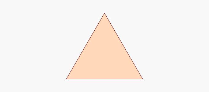 Triangle math geometry