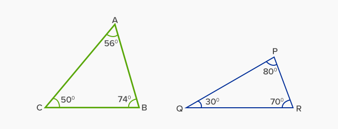 examples of acute triangle