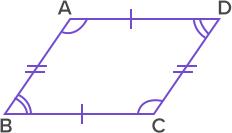 Properties of parallelogram 4