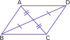 Properties of parallelogram 5