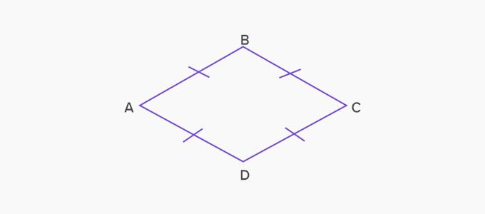 Rhombus parallelogram