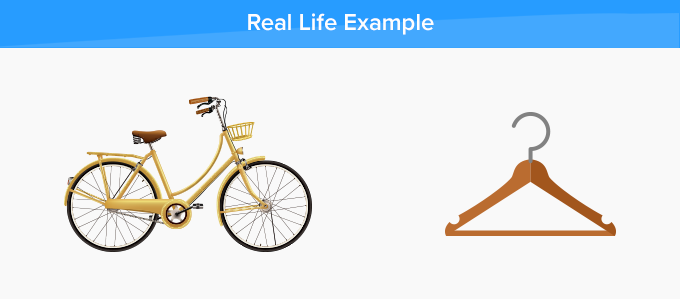 real life example of scalene triangle