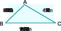 unequal scalene triangle