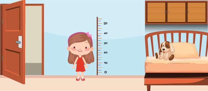 define height