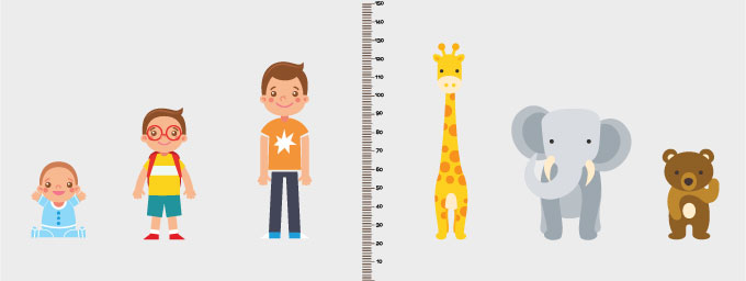 height comparison