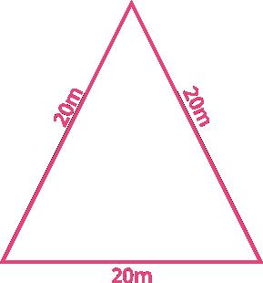 isosceles triangle example 3