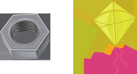 examples of diagonal