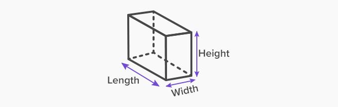 volume of cuboid