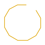 non-example of decagon 2