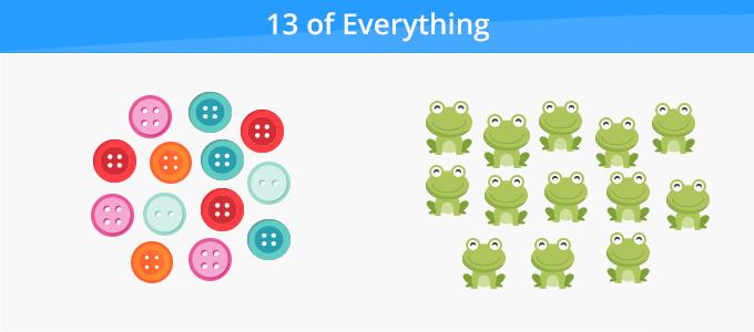 Thirteen Things Around Us