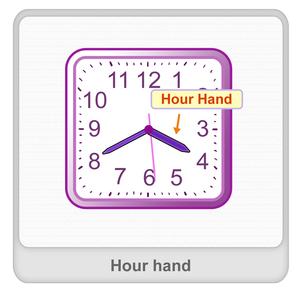 Hour hand Worksheet