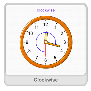 Clockwise Worksheet