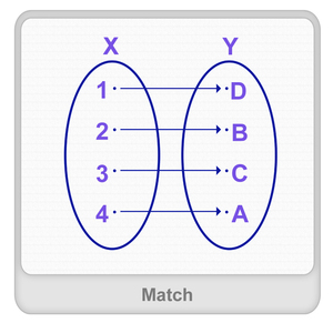 Match Worksheet