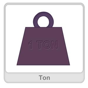 Ton Worksheet
