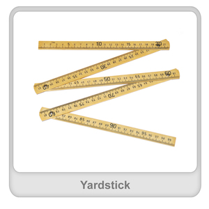 Yardstick Worksheet