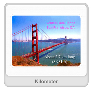Kilometer - Definition, Examples & Fun Math Worksheets | Splash Math