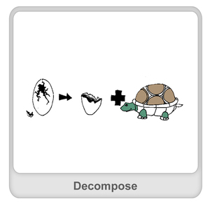 Decompose Worksheet