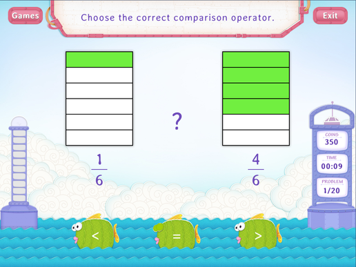 Compare Fractions with Same Denominators Worksheets Third Grade – Comparing Fractions with Unlike Denominators Worksheets
