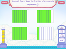 Identify fractions